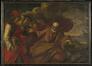 Le tribut de saint Pierre<br>Guercino,