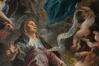 Sainte Anne intercède auprès de la Vierge et de la Sainte-Trinité pour des naufragés<br>Schut, Cornelis