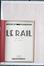 Le Rail, F.Schuiten & C.Renard - Humanoïdes Associés© Maison Autrique, 1982