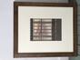 Projet de scénographie - vue de la Maison du Peuple par la fenêtre du salon de musique<br>Schuiten, Francois