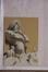 Plaque émaillée - Statues féminines dans le désert (L'Ombre d'un homme)<br>Schuiten, Francois