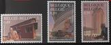 Postzegels 2003<br>Schuiten, Francois