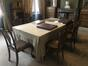 Table en bois<br>