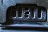 Face avant, partie inférieure : grille ouverte© Maison Autrique