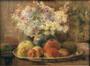 Fleurs et fruits<br>Devis, Pierre