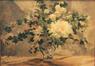Fleurs au vase de Delft