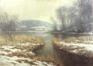 Effet de neige à Boitsfort<br>Clesse,  Louis