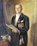 G.E. Lebon, Bourgmestre d'Auderghem de 1933 à 1956<br>Colin, Jean