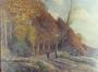 Chemin dans la forêt<br>Keller, Adolphe