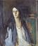 Portrait de ma femme<br>Oleffe, Auguste