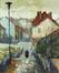 Vieille rue à Val Duchesse<br>Parisse, Lucien