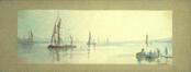 Paysage de Hainaut<br>Anonyme / Anoniem,