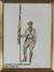 Drapeau couleurs nationales - Forces publiques 1915<br>Thiriar, James