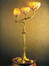 Lampe Magnolias<br>Majorelle, Louis / Daum, Antonin