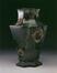 Vase à décor oriental<br>Gallé, Émile