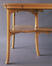 Table Aubecq. Détail © B. Piazza. Région Bruxelles-Capitale, dation d'Anne-Marie et Roland Gillion Crowet, 2006. En dépôt aux MRBAB, 2010
