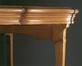 Table Aubecq. Détail© B. Piazza. Région Bruxelles-Capitale, dation d'Anne-Marie et Roland Gillion Crowet, 2006. En dépôt aux MRBAB, 2010