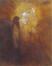 D'après Flaubert. La Tentation de saint Antoine<br>Khnopff, Fernand