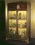 Waterlelie vitrinekast<br>Majorelle, Louis