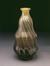 Vase irisé or pied brun<br>Witwe, Loetz