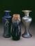 Sans titre. Vases<br>Witwe, Loetz