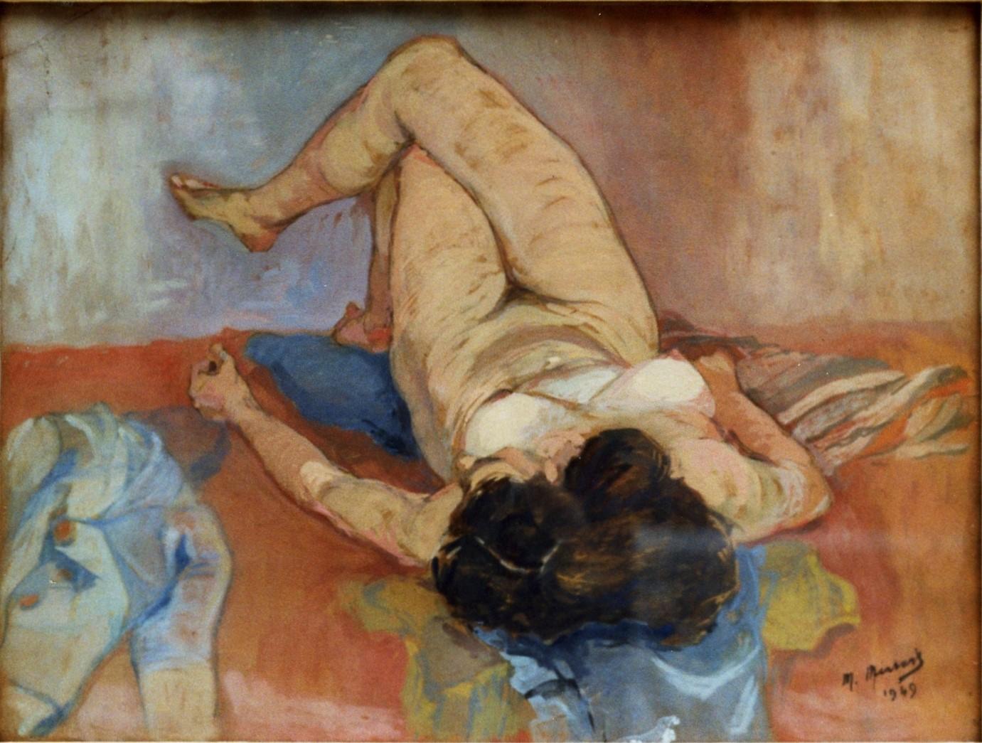Beraud nackt Marie  Marie Béraud
