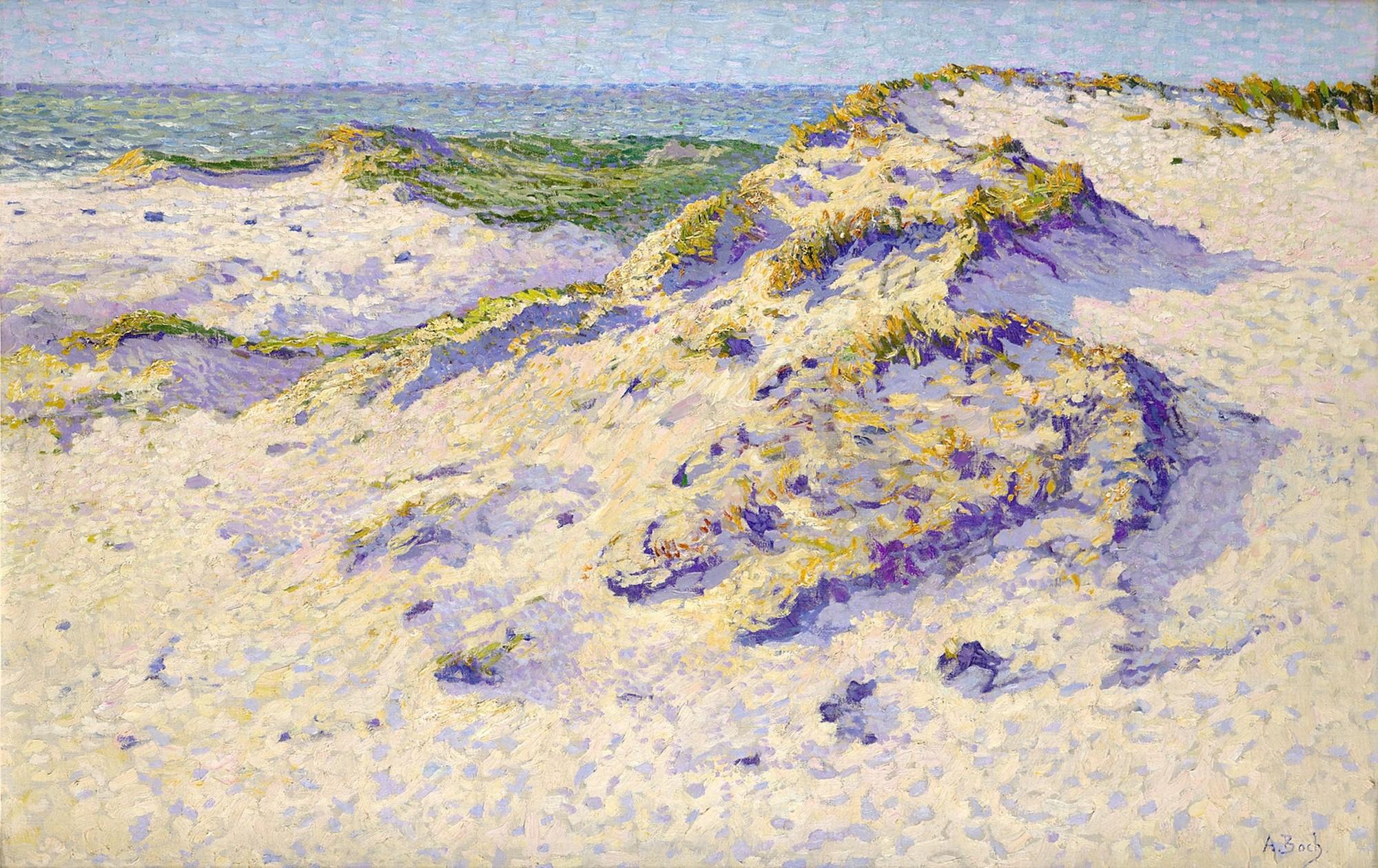 Dunes au soleil , 1903
