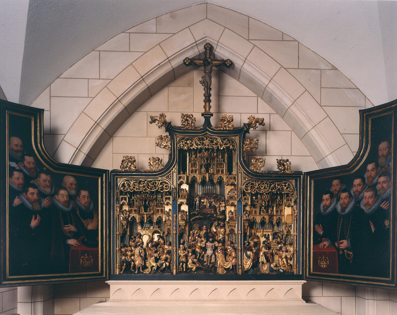 Martyre de Saint Christophe© KIK-IRPA, Brussels, 1999