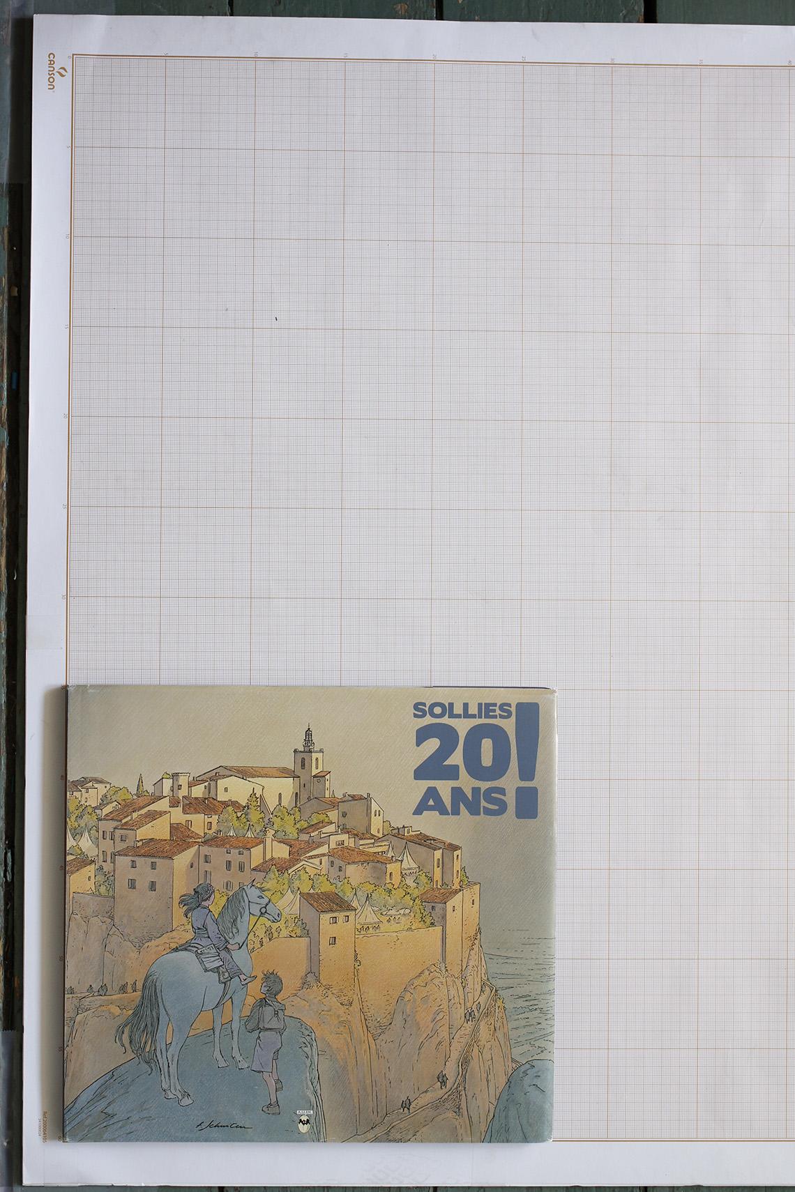 Sollies 20 ans! Collectif - A.LI.EN. (Association Littéraire ENfantine)© Maison Autrique, 2008