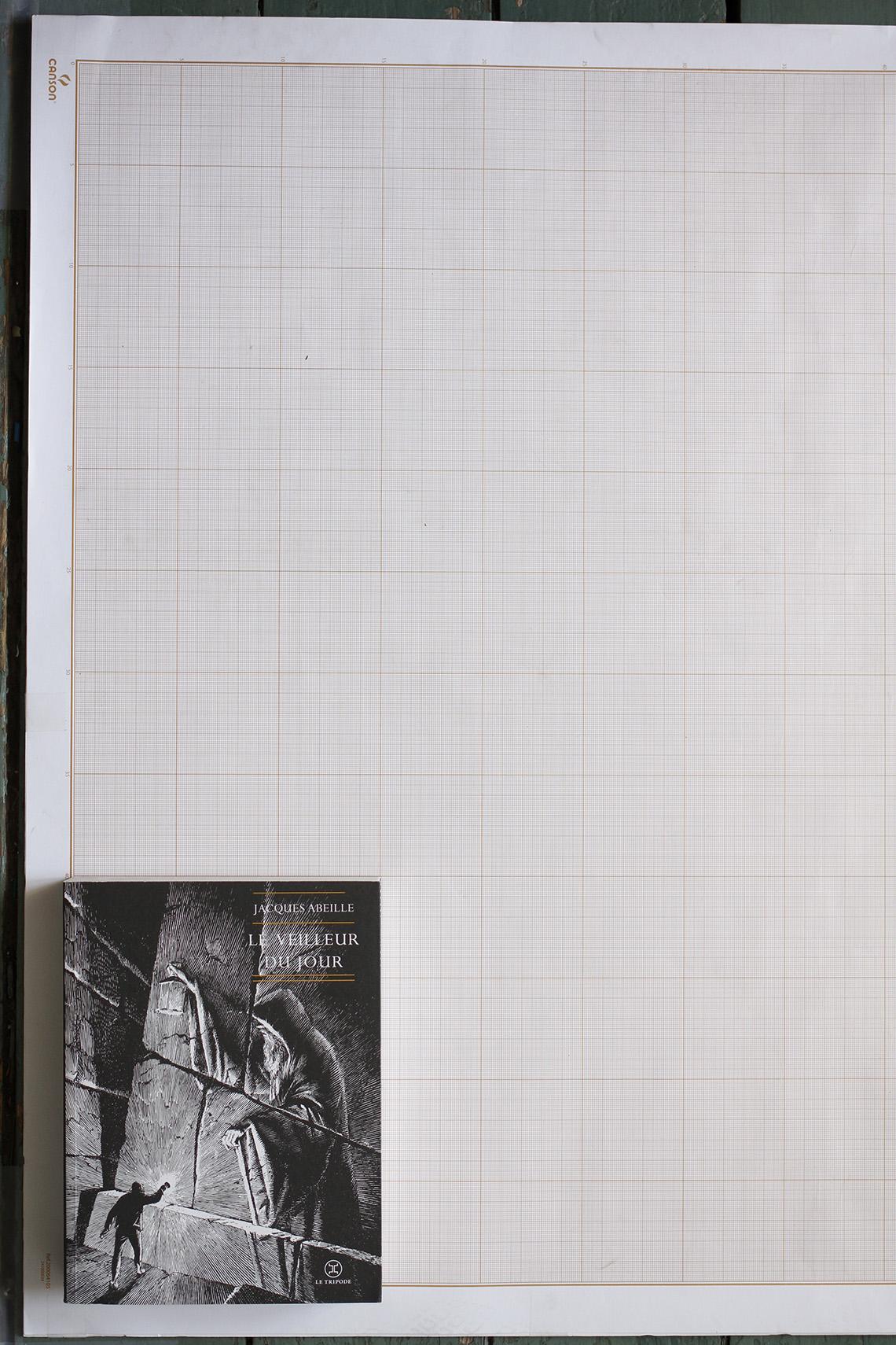De Wachter van de dag, A. Jacques - Le Tripode© Autrique Huis, 2015