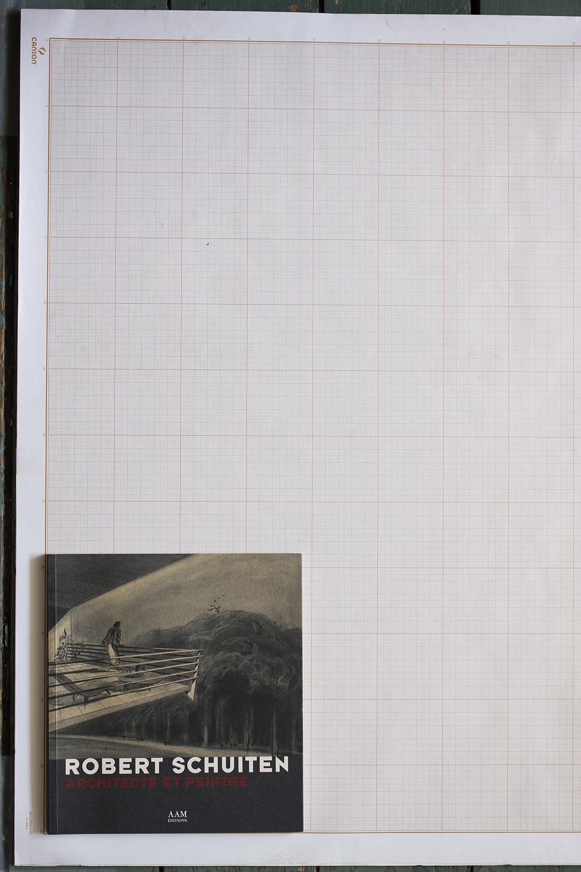 Robert Schuiten, architecte et peintre, Collectif - AAM© Maison Autrique, 2002