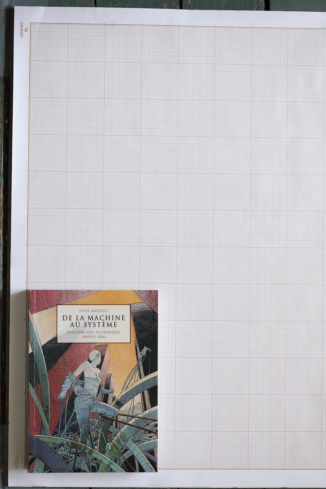 De la machine au système. Histoire des techniques depuis 1800, J. Baudet - Vuibert© Maison Autrique, 2004