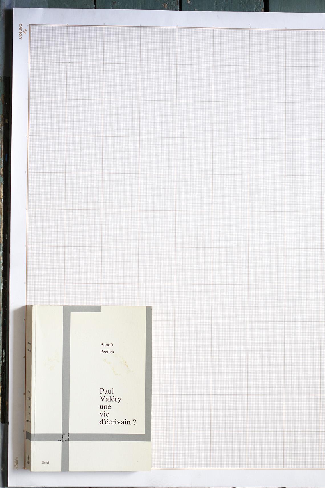 Paul Valéry. Een leven als schrijver ?, B.Peeters - Les Impressions nouvelles© Autrique Huis, 1989