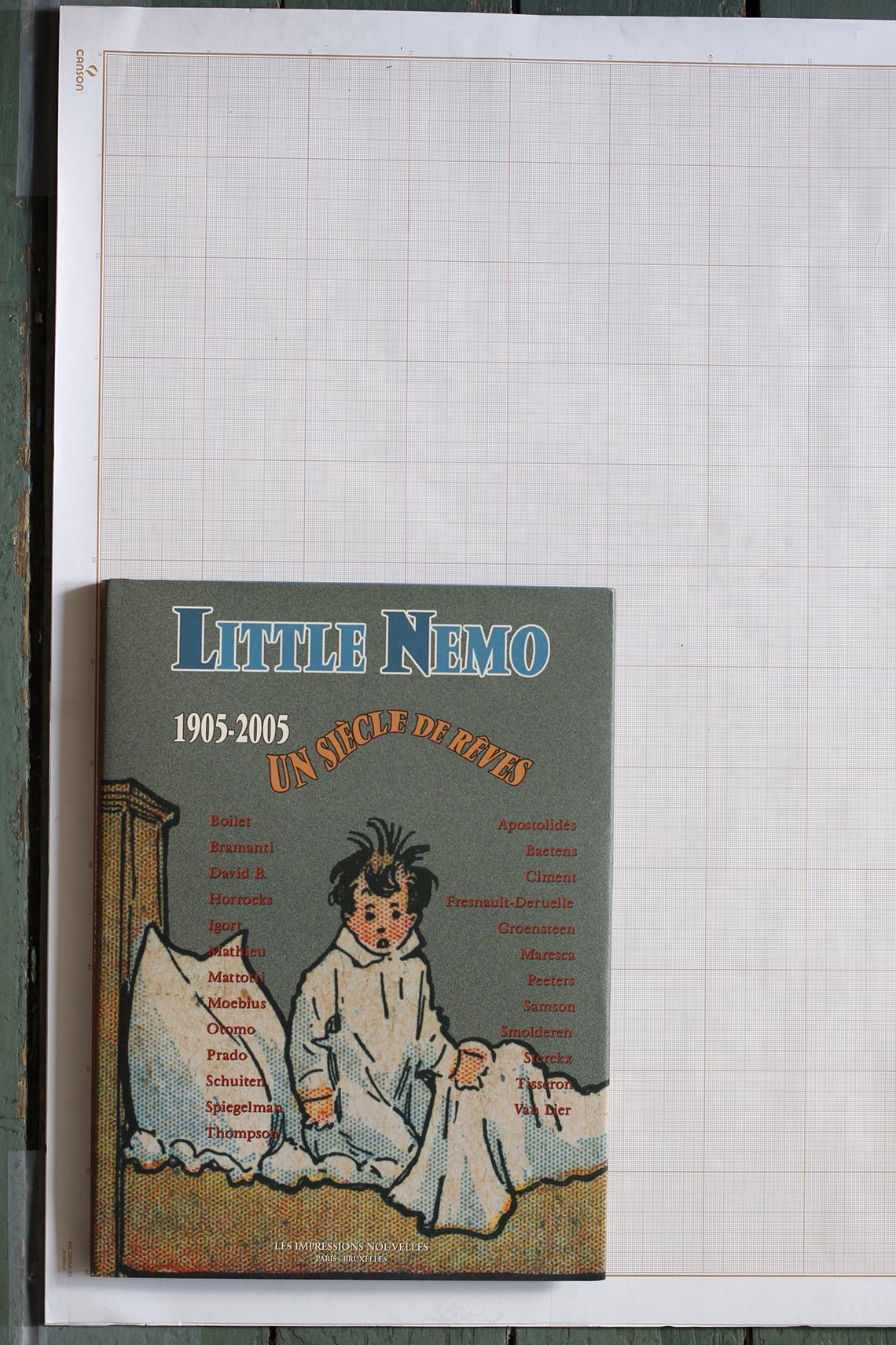 Little Némo. 1905-2005. Un siècle de rêves, Collectif - Les Impressions Nouvelles© Maison Autrique, 2005