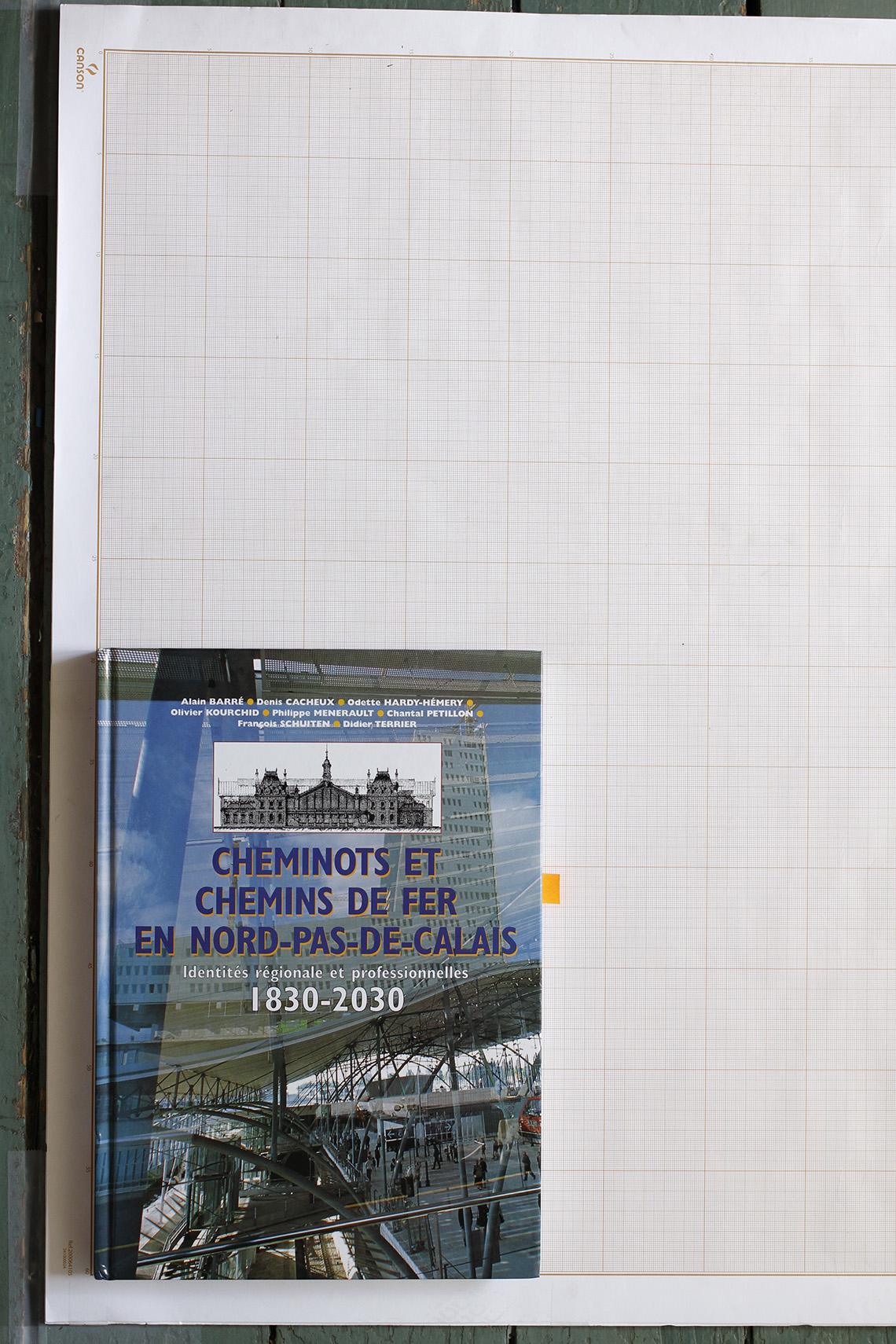 Cheminots et chemins de fer en Nord-Pas-De-Calais, Collectif - éd. La Vie du Rail© Maison Autrique, 2004