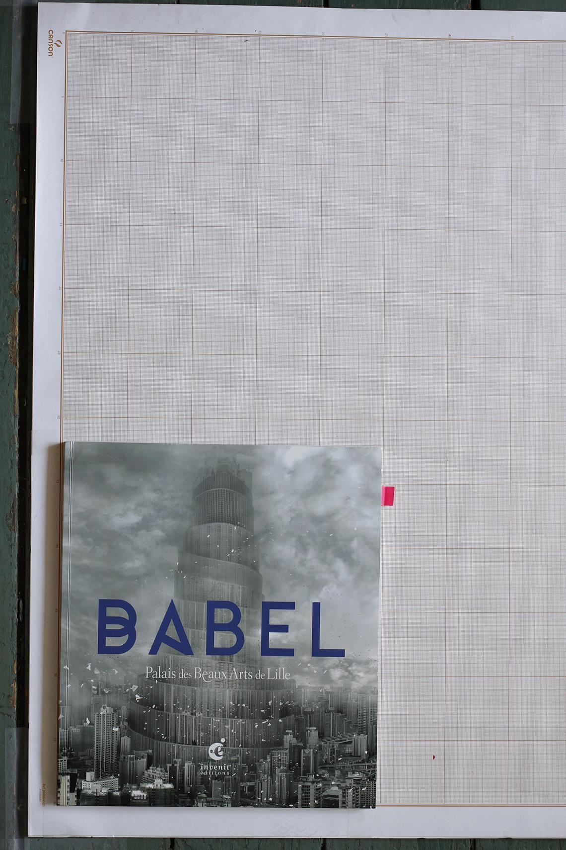 Babel. Palais des Beaux-Arts de Lille, R. Cotentin & A. Tapié - Invenit éd. © Maison Autrique, 2012