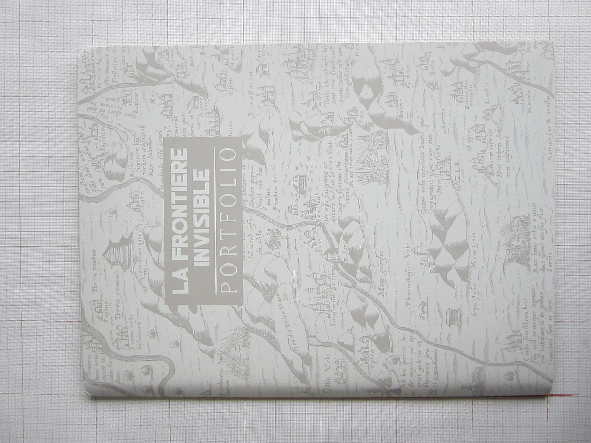 La Frontière invisible portfolio© François Schuiten, 2002