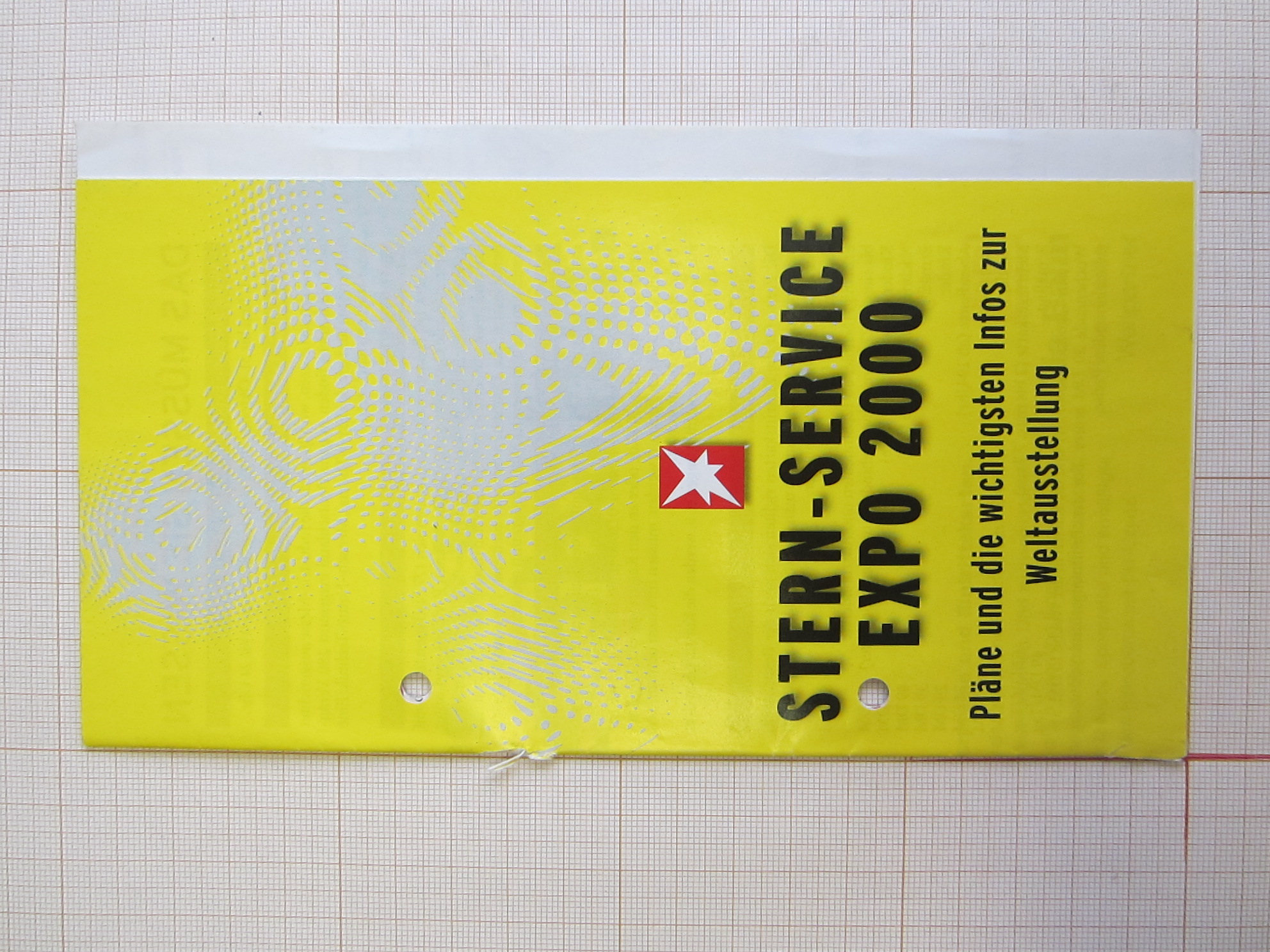 Stern-service expo 2000© François Schuiten, 2000