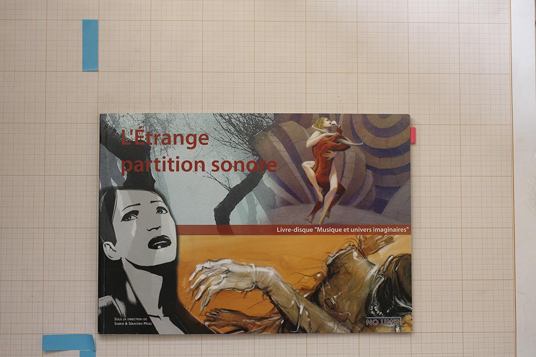L'Etrange partition sonore, Collectif - No limit© Maison Autrique, 2007
