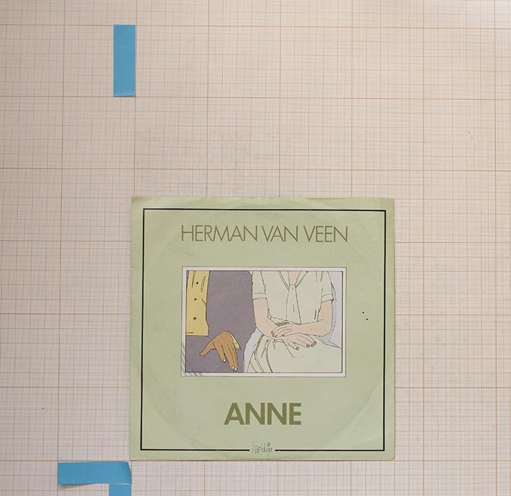 Anne, H. Van Veen - Polydor© Maison Autrique, 1986