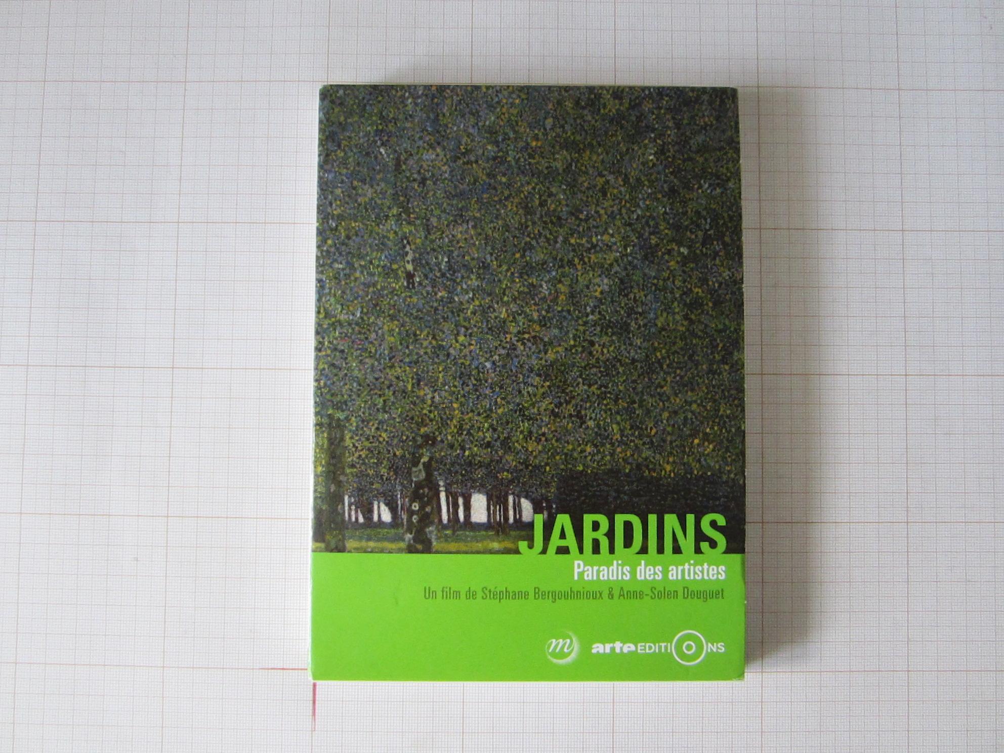 Jardins - Paradis des artistes, S. Bergouhnioux & A-S. Douguet - RMN Grand palais / Arte© Maison Autrique, 2017