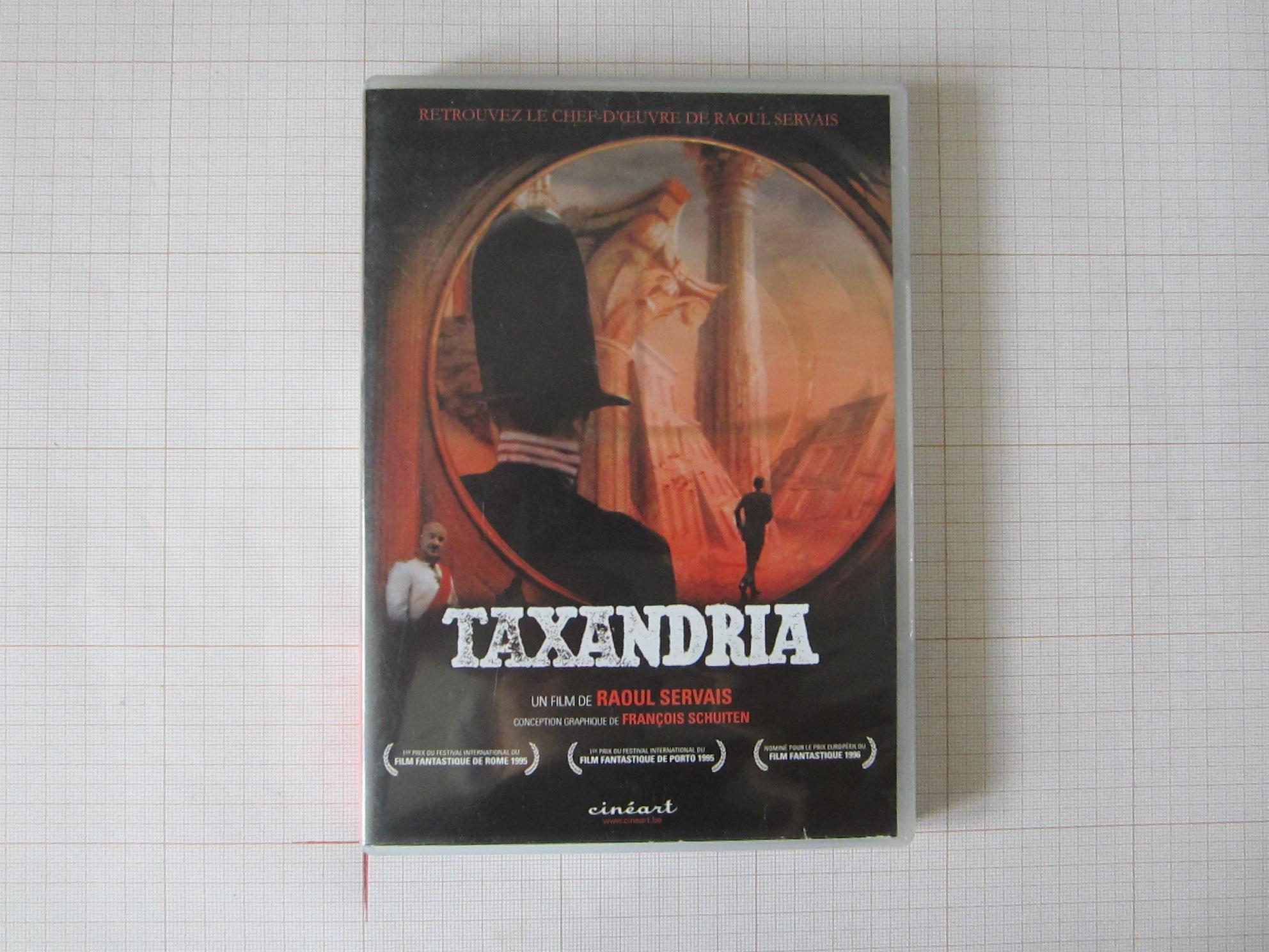Taxandria, R. Servais - éd. Cinéart© Maison Autrique, 1995
