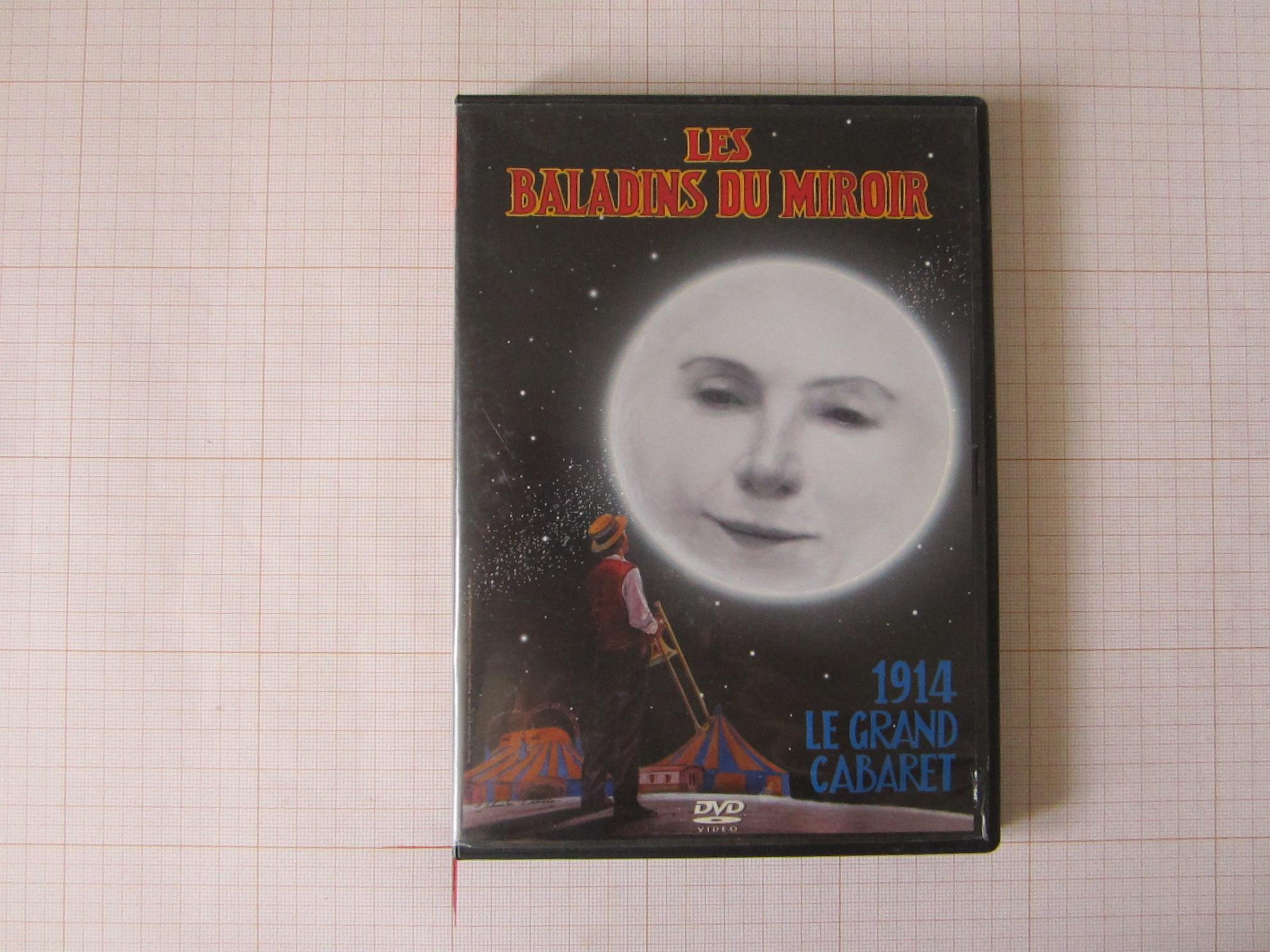 1914: Le Grand cabaret, Les Baladins du Miroir © Maison Autrique, 2006