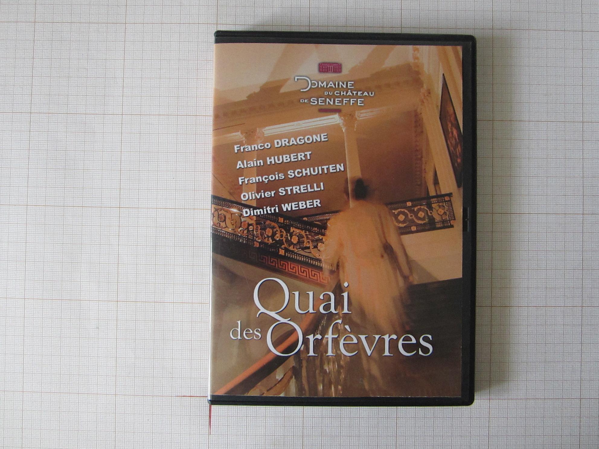 Quai des Orfèvres, A. Ghenne - Cinémathèque de la Communauté Française de Belgique© Maison Autrique, 2008