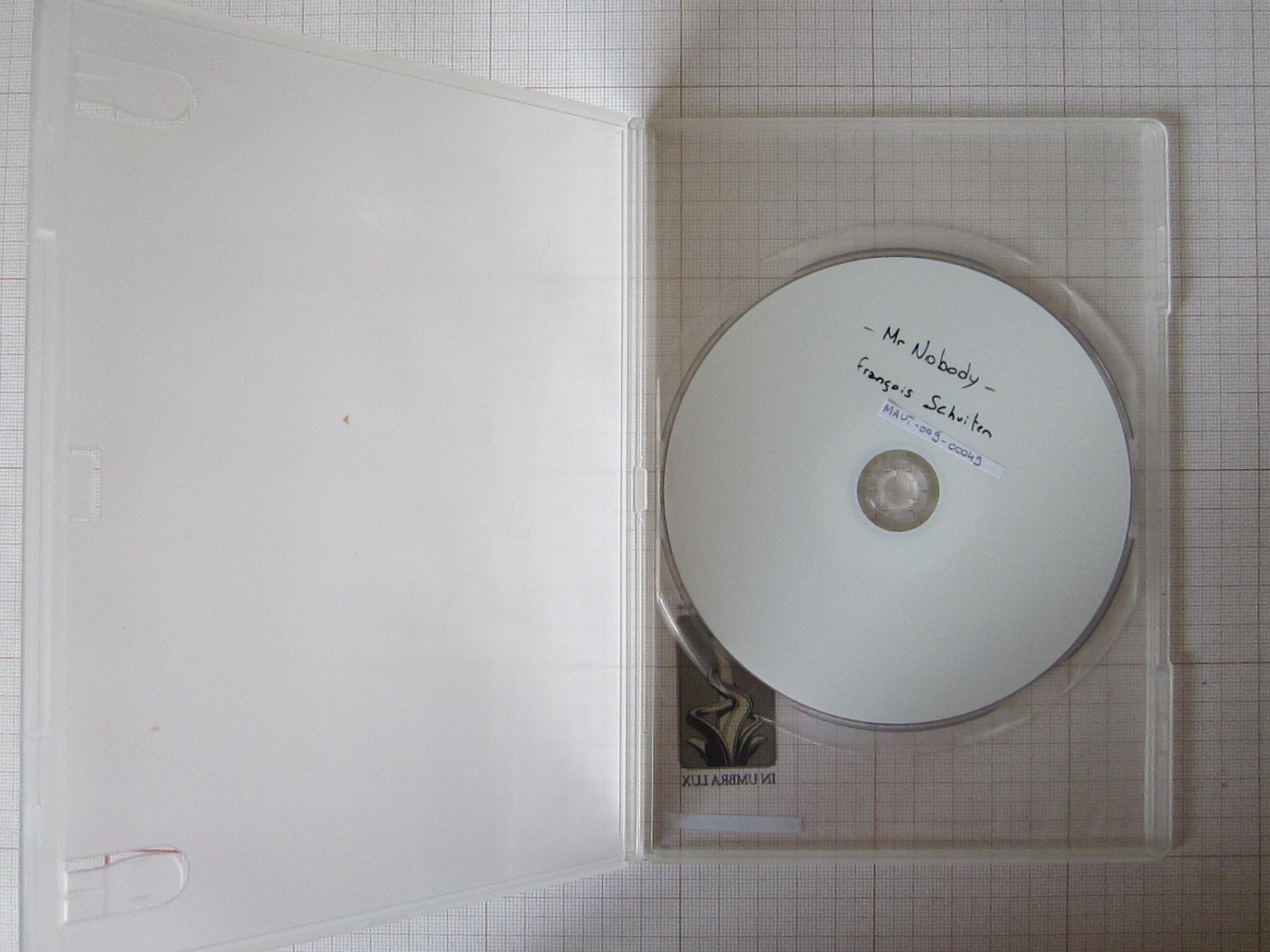 Cycle de conférences. François Schuiten à l'UCL : Mr Nobody© Maison Autrique, 2008