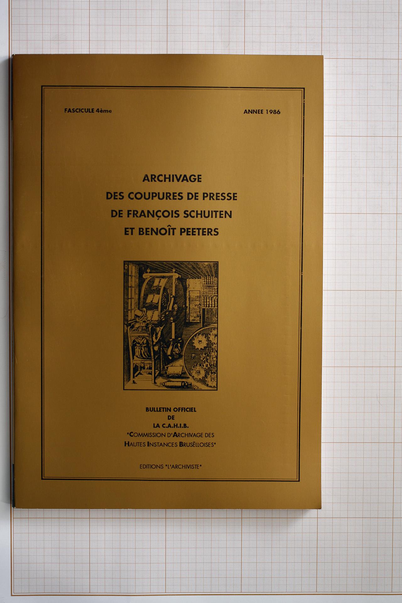 C.A.H.I.B - Fascicule 4ème© Philippe Blampain , 1992
